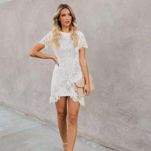 Vici Dearly Beloved Lace Dress